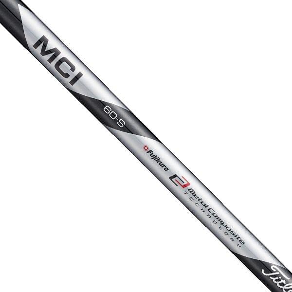 タイトリスト MCI 60(フジクラ社製)