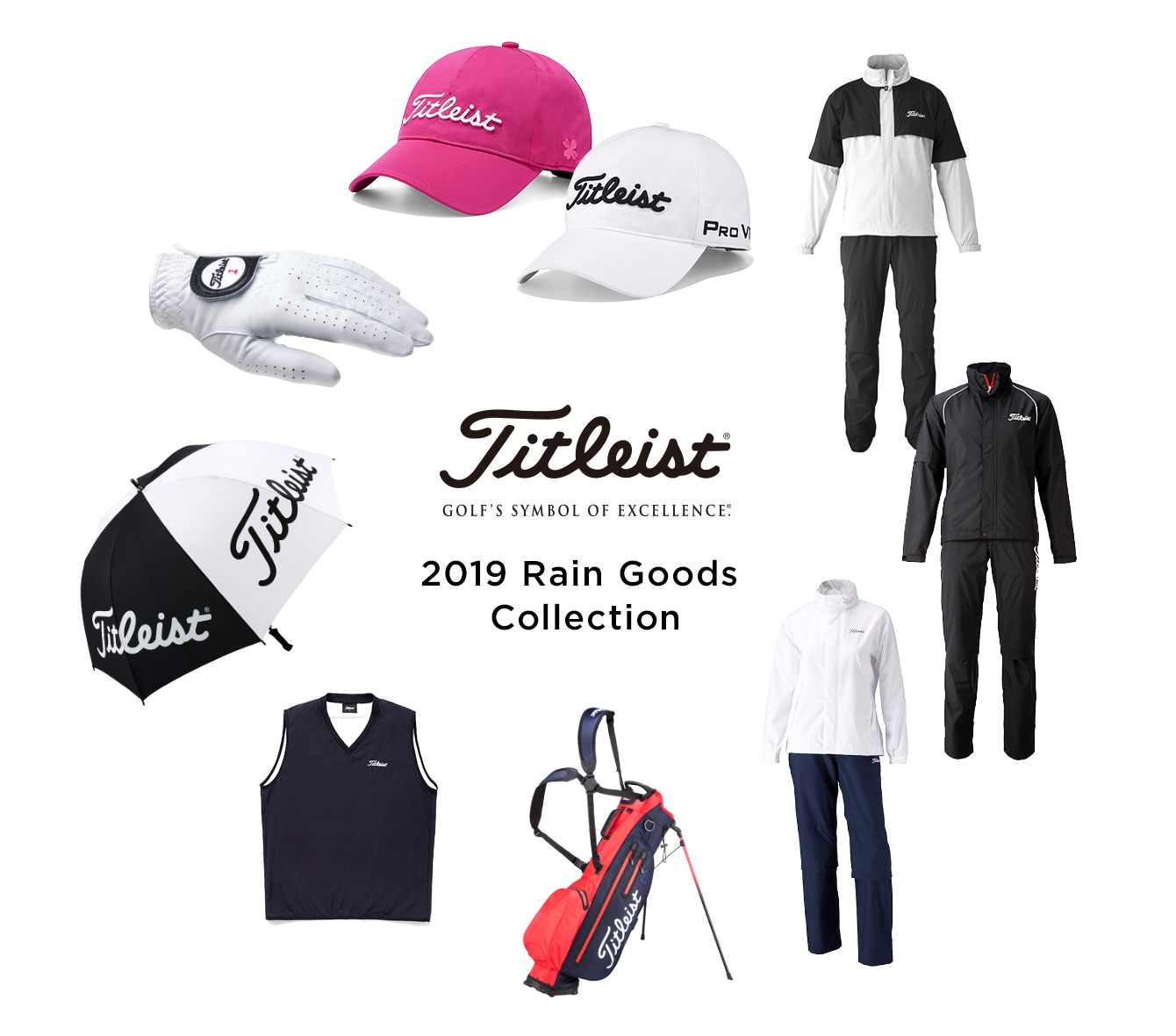 2019 Rain Goods Collection