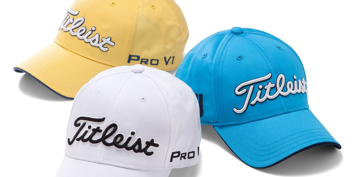 Headwear MEETING YOUR EVERY GOLF NEED.