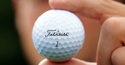 #1 Ball in Golf