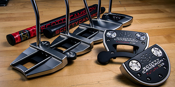 THE EVOLUTION OF PUTTER PERFORMANCE.