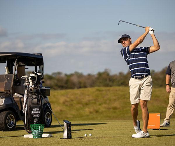 ジャスティン・トーマスのゴルフボールテストを公開!トッププレーヤーも行っている、Green to Teeのゴルフボールフィッティングとは?