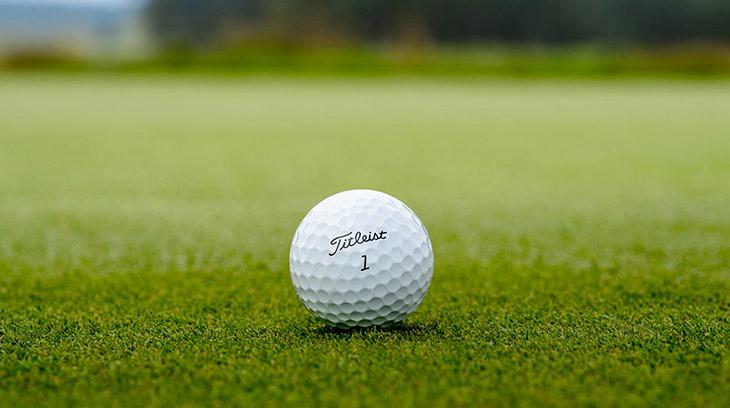 プロだけが使うゴルフボールと決めつけていませんか?