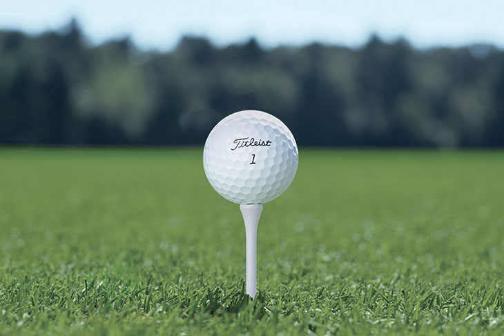 W. M. フェニックス・オープンで圧倒的な上位貢献度を示したタイトリスト ゴルフボール|Pro V1, Pro V1x