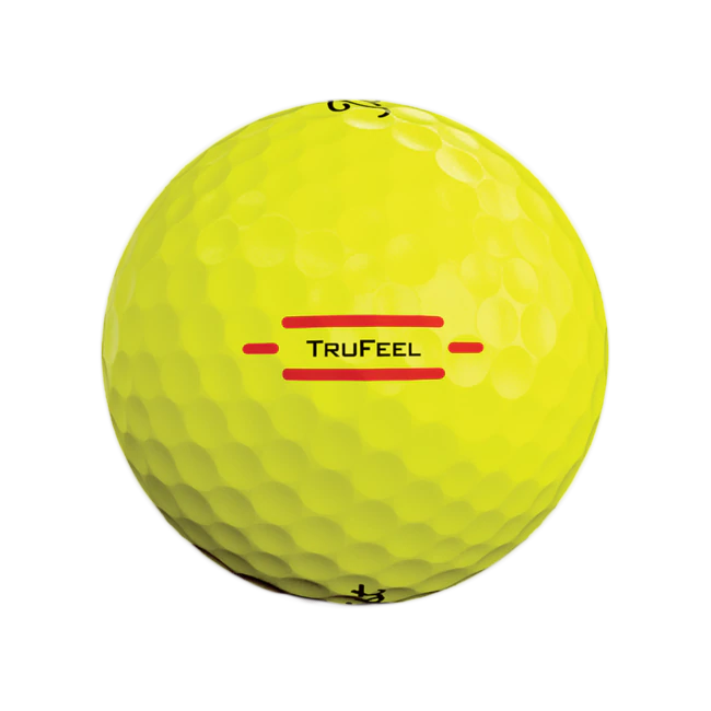 TruFeel Yellow Side Stamp