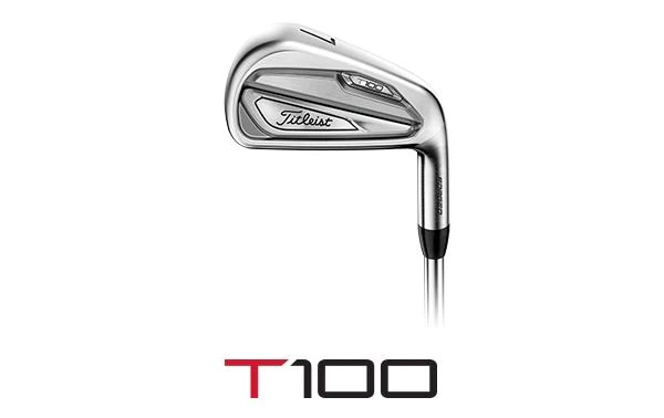 T100 Irons by Titleist