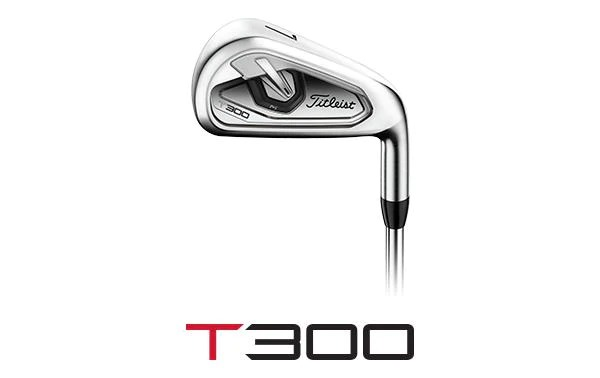 T300 Irons by Titleist