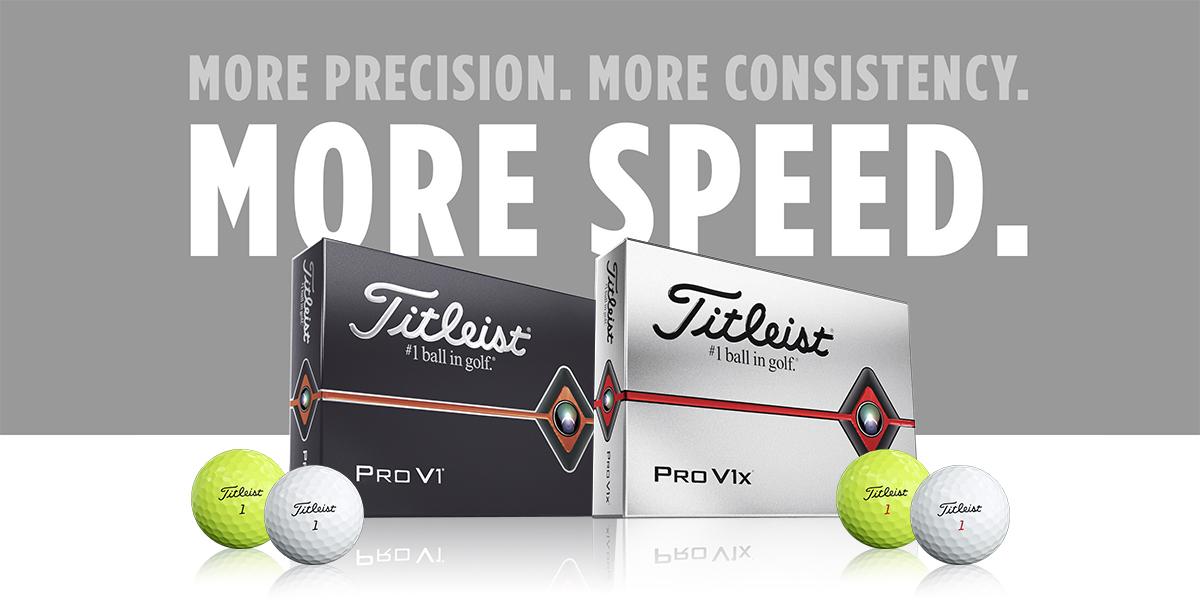 Pro V1 and Pro V1<span>x</span> Golf Balls