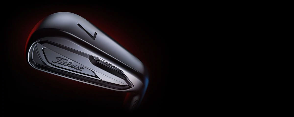 Titleist T100s Irons High Performance Sole Shape
