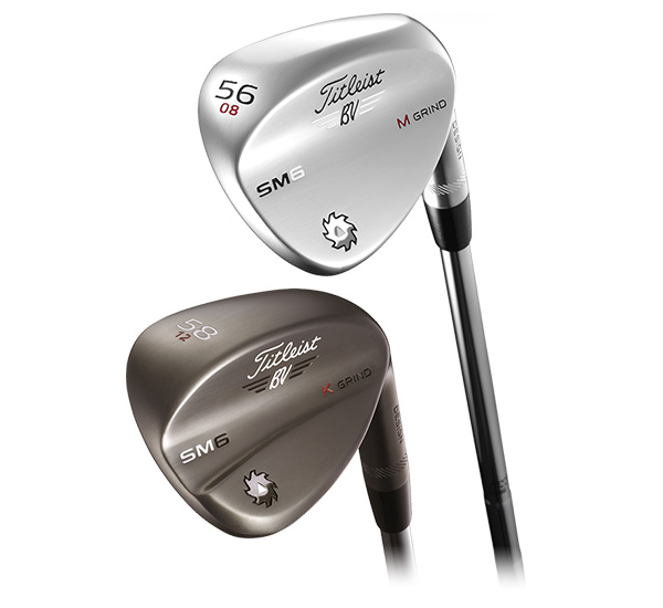 Vokey Design Wedges